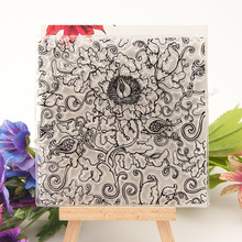 NCraft Clear Stamps SB21 Scrapbook Paper Craft Clear stamp scrapbooking