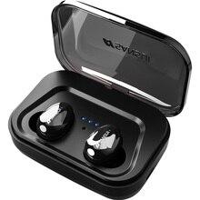 Novo Mini TWS HD Chamada Binaural Smart Touch Bluetooth 5.0 Stereo Redução de Ruído 3D Invisível Verdadeiro Fones de Ouvido Sem Fio À Prova D' Água