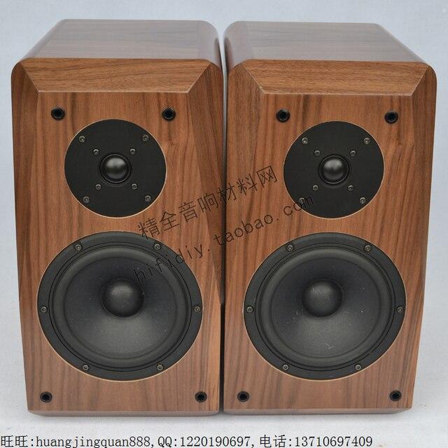 DIY Fever Tube Amp Amplifier 65 Inch Bookshelf Speaker HIFI Most Beautiful Vocal Naiting All
