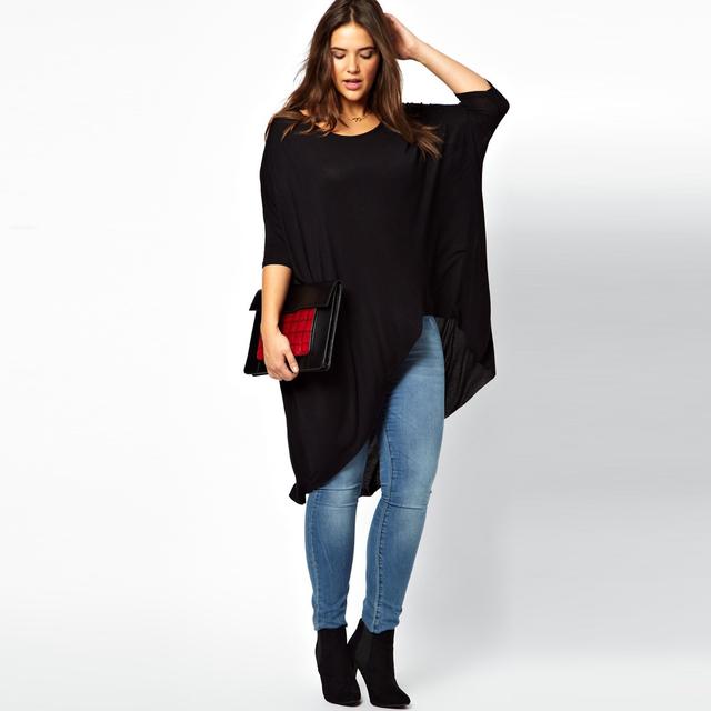 2017 mujeres clothing ropa novedad tee top de las mujeres más la camiseta del tamaño Grande grande de Gran Tamaño 7xl 8XL 9XL 10XL Más Tamaño Camiseta Mujer