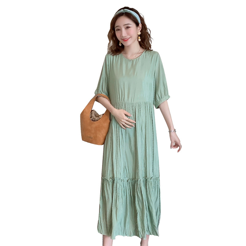 Summer Vintage Elegant Maternity Maxi Long Dress Casual Clothes for Pregnant Women Summer Long Pregnancy DressesSummer Vintage Elegant Maternity Maxi Long Dress Casual Clothes for Pregnant Women Summer Long Pregnancy Dresses