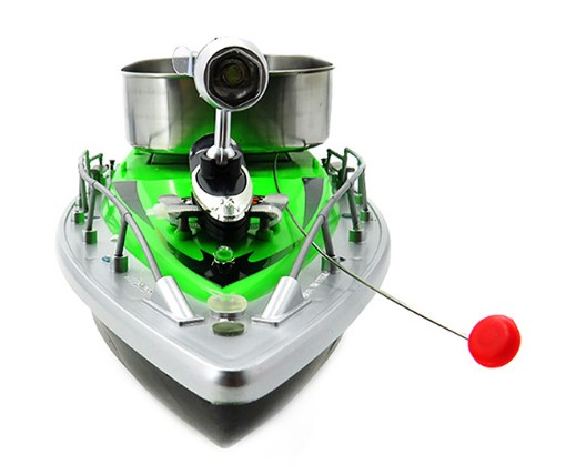 Flytec 2011 - 3 RC Boat Intelligent Wireless Electric RC Fishing Bait Boat Remote Control Fish Finder Ship Searchlight RC Toys mini fast electric fishing bait boat 300m remote control 500g lure fish finder feeder boat usb rechargeable 8hours 9600mah