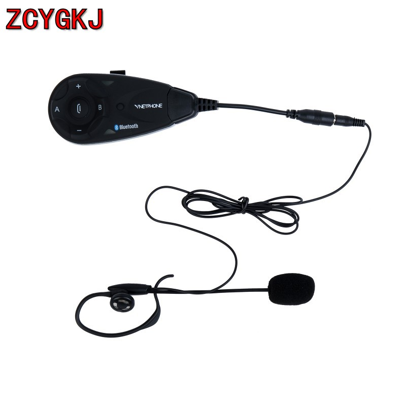 Professional Referee Intercom V5 Referee Headset Full Duplex Wireless Bluetooth Communication for Football Handball Games car