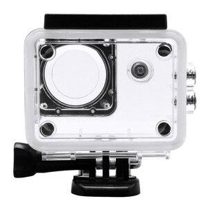 Image 4 - Capa à prova dágua para câmera, caixa de ação esportiva para câmera sj4000/sj7000/sj4000 wifi/sjcam