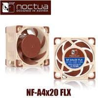 Noctua NF-A4x20 FLX 40mm 40X40X20mm 5000 RPM 14,9 dB (A) ventilador enfriador ventilador radiador estuches de ordenador y ventilador de Torres