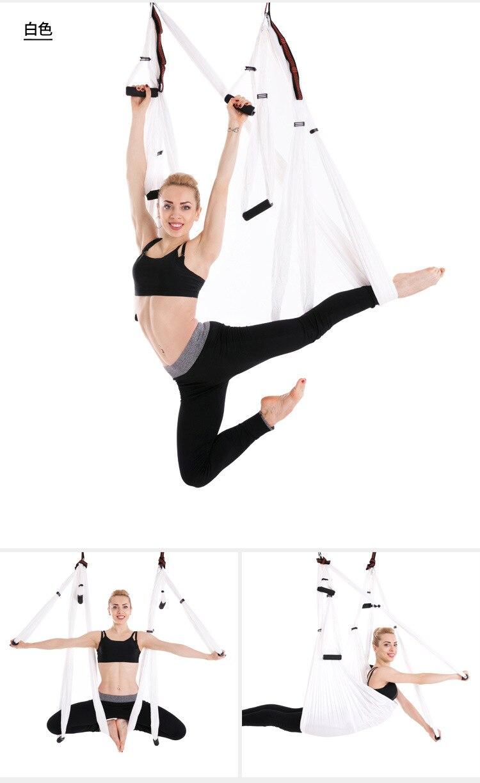 familiar, nenhuma elasticidade, carregando a rede da ioga.