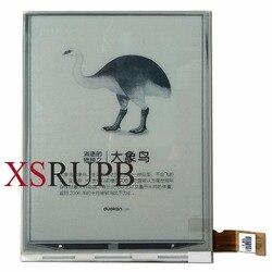 Новый 6 ''дюймовый ЖК-дисплей ED060SCE (LF) для NOOK2 PocketBook 614 PB614-D-RU экран Бесплатная доставка