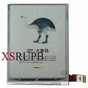 Новый 6-дюймовый ЖК-дисплей ED060SCE(LF) для NOOK2 PocketBook 614, экран с ЖК-экраном, бесплатная доставка, для экрана в стиле «PB614-D-RU»