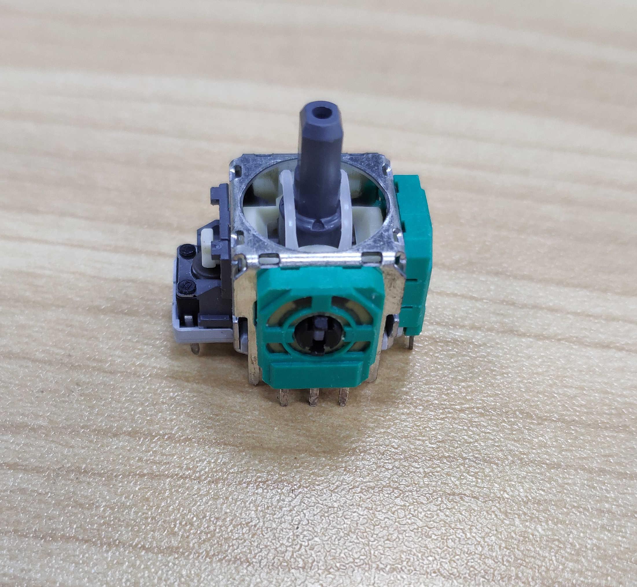 2pcs di Ricambio Originale parte 3D Joystick Analogico Thumb Stick Joystick Modulo Sensore Per Nintend Interruttore NS Pro controller joypad