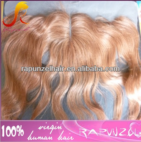 #30 center parting malaysian nice hair lace frontal with middle parting