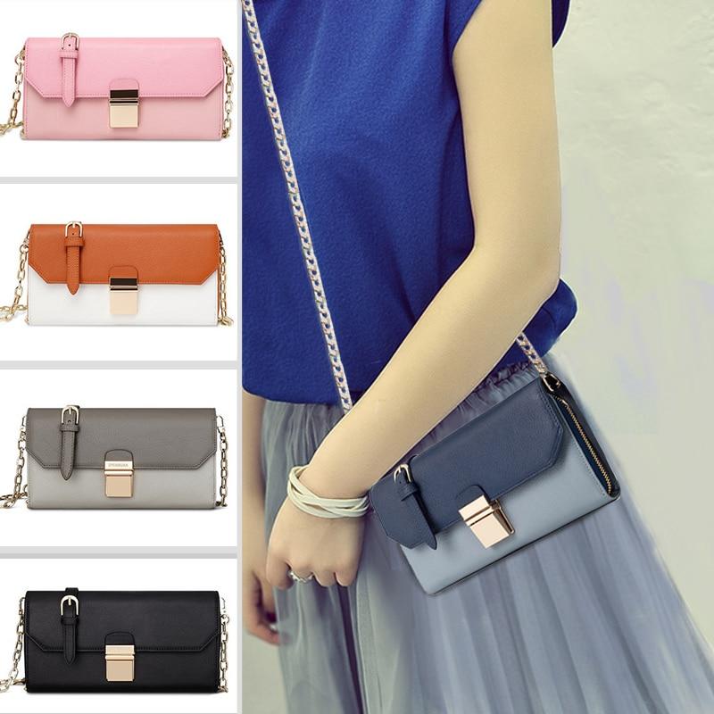 do bolsa para mulheres Fashion Element : Panelled