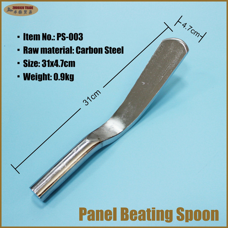 Fast Deliver Auto Body Repair Panel Beating Hammer Straight Pein Finish Crowned Face Garage Workshop Metal Sheet Tools Car Bodywork Dent Beat Hammer Hand Tools