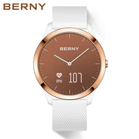 Berny Entry Smartwatch Fashion Heart Rate Sleep Monitor Android IPhone Sport Watch For Women Esportes Inteligente Assistir