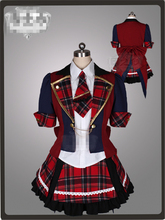Japanese Anime the first episode Idol team AKB0048 Atsuko Maeda theatrical costume Cosplay Costume dress