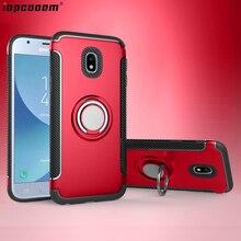 For Samsung Galaxy J7 J5 J3 2017 Case J730 J530 J330 shockproof With finger ring Holder Phone Back Cover J7 J5 J3 Pro coque стоимость