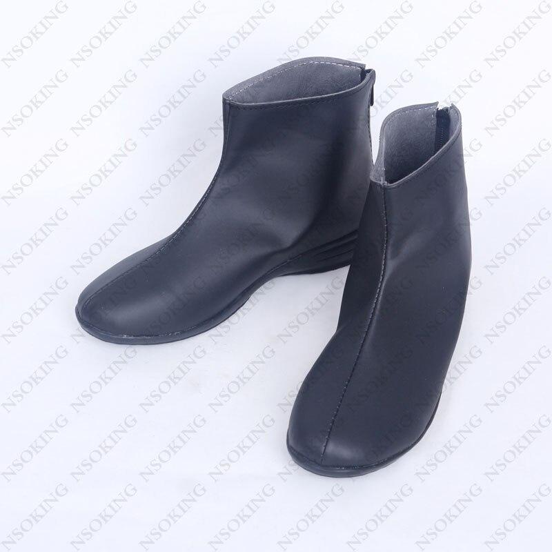 Tokyo Ghoul Shoes Japanese Anime kaneki ken Cosplay Boots