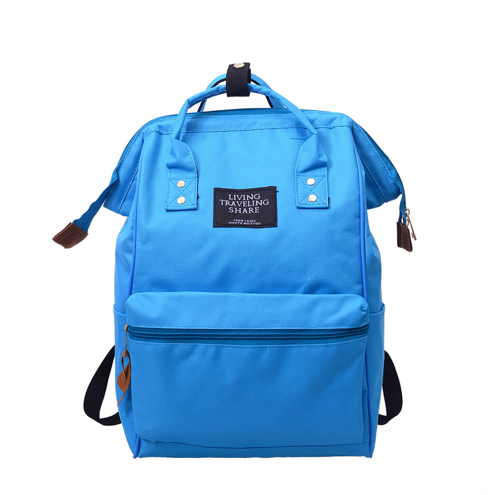 Fashion Backpack Women Children Schoolbag Back Pack Leisure Korean Ladies Knapsack Laptop Travel Bags for School Unisex Teenage brand fashion school backpack women children schoolbag back pack leisure ladies knapsack laptop travel bags for teenage girls