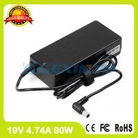 19 V 4.74A laptop ac adapter ladegerät für LG RD410 RD480 RD510 RD560 RD580 S510 S525 S530 S535 S550 S560 SB510 SD550 PA-1900-08