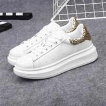 YeddaMavis Shoes 2019 Spring Women Vulcanize Shoes Trainers Women Platform Sneakers Lace Up Casual Shoes Women Zapatos De Mujer