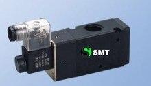 5 шт./лот Бесплатная Доставка Электромагнитный Воздушный Клапан 3V410-15 24В 3 3port 2Pos 1/2 «BSPT Электромагнитный Воздушный Клапан Single Coil Свет