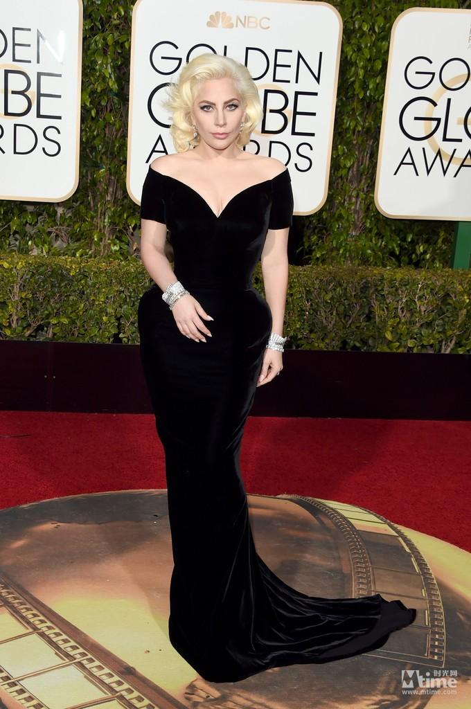 Lady g evening dresses celebrities