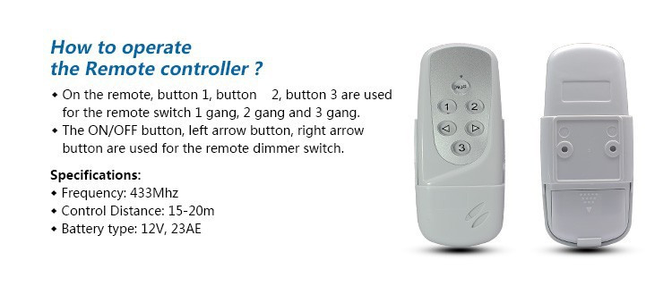 remote control switch-1