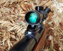 Vector Optics Swift 1,25-4,5x26 IR Compact Jakt Riflescope / Long Eye - Jakt - Foto 6