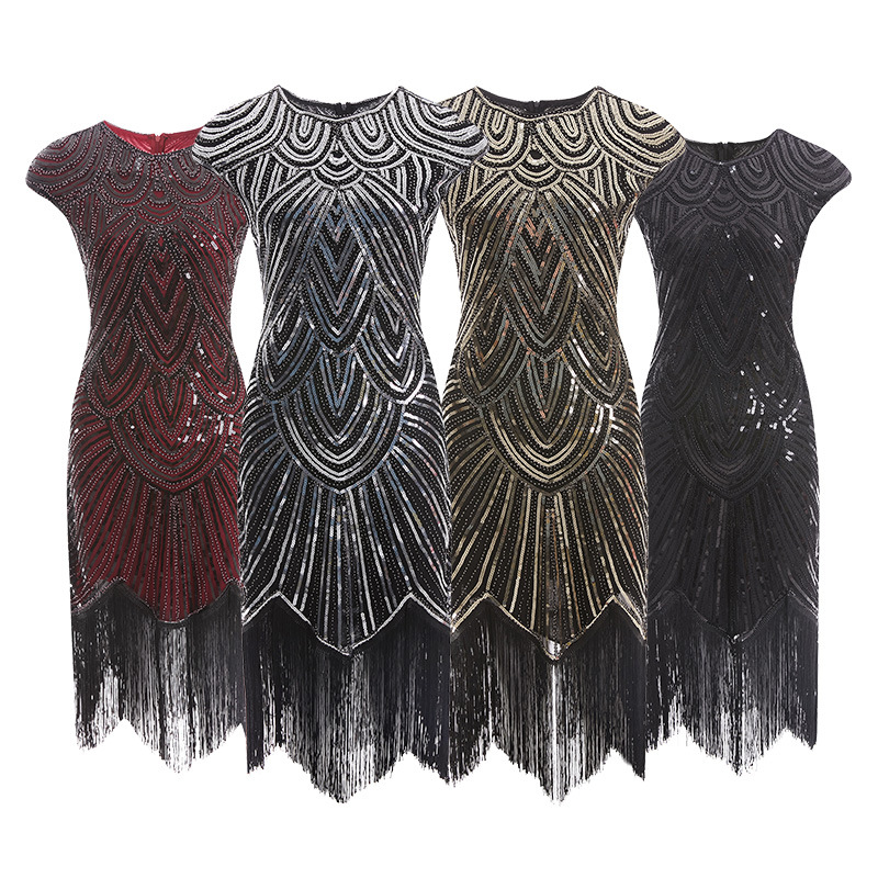 e03ef0ac96 Worldwide delivery 1920s flapper dress in NaBaRa Online