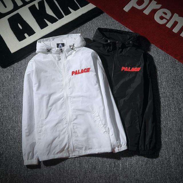 palace jacket high quality clothing hip hop skateboard palace