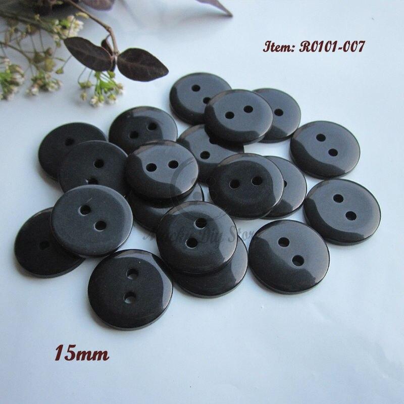 environ 15mm x 10 mm 5 x strass noir effet de forme ovale Boutons ~ 24l