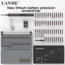 UANME 55PCS Drill bits precision screwdriver cordless mini Creationspace CS03A