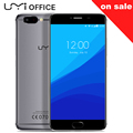 "Original Umi Z Helio x27 Deca-core 2.6GHZ Full Metal Unibody Smartphone 5.5"" 13MP Front Camera Type c Port Mobile Phone"