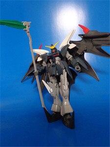 Image 2 - Bandai Gundam 1/144 GUNDAM DEATHSCYTHE HELL CUSTOM Mobile Suit Assemble Model Kits Action Figures Plastic Model Toys
