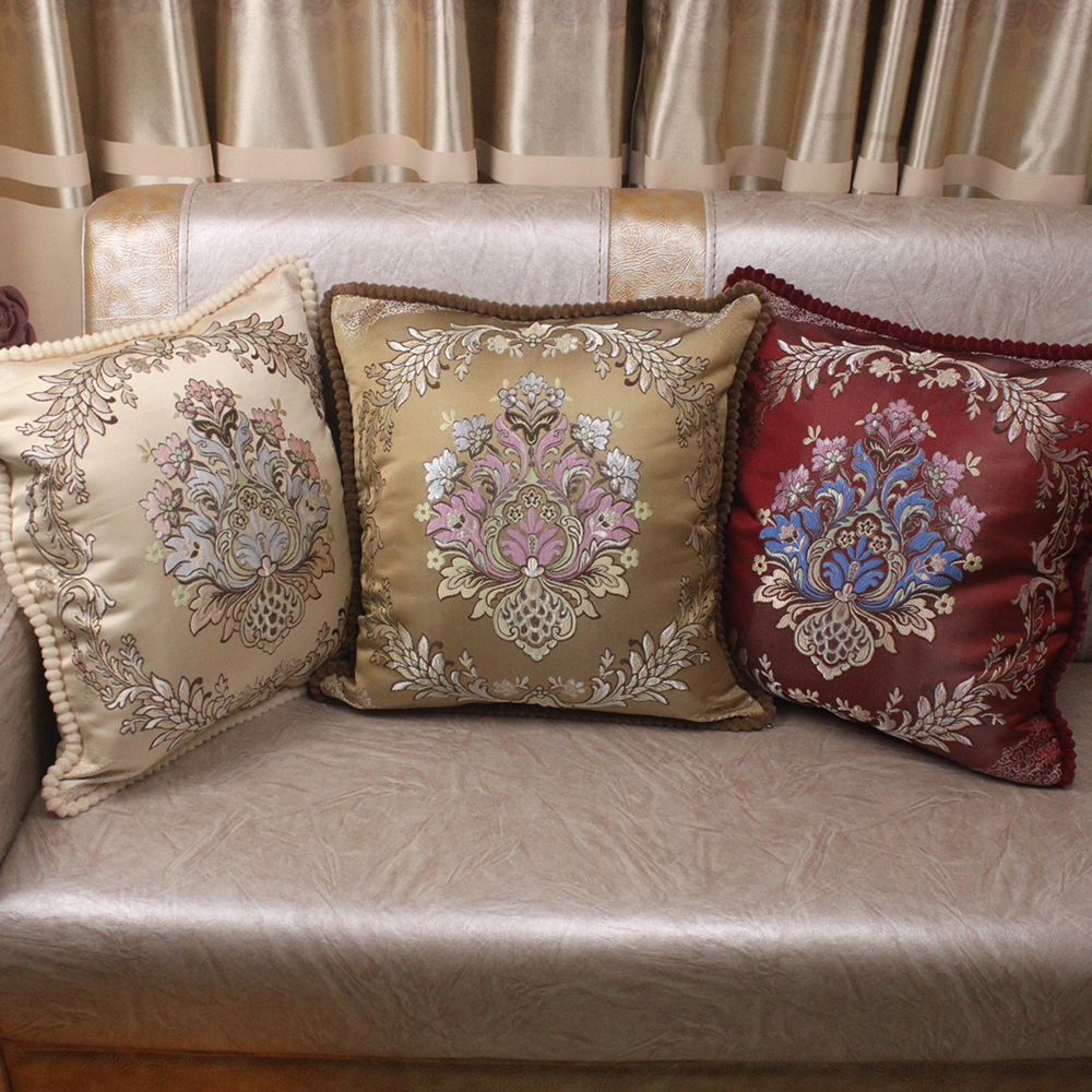 Sofa Covers Decorative Pillow Cushion Covers 45x45cm Vintage Home Sofa