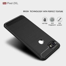 KEYSION Carbon Fiber Case for Google Pixel 2XL