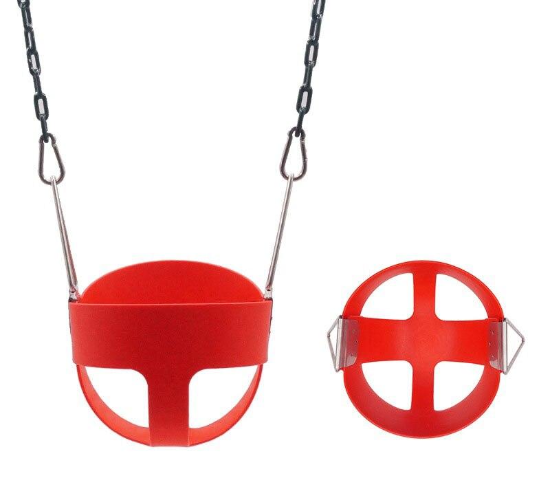 LK104 vente chaude bébé enfant en bas âge balançoire écologique EVA chaise suspendue enfants balançoire en plein air jouets 200 kg panier de chargement