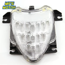 LED Tail Light For Suzuki Boulevard M109R M1800R VZR1800 Integrated Motorcycle Turn Signal Light Tail Stop Brake Warning Lamp(China)