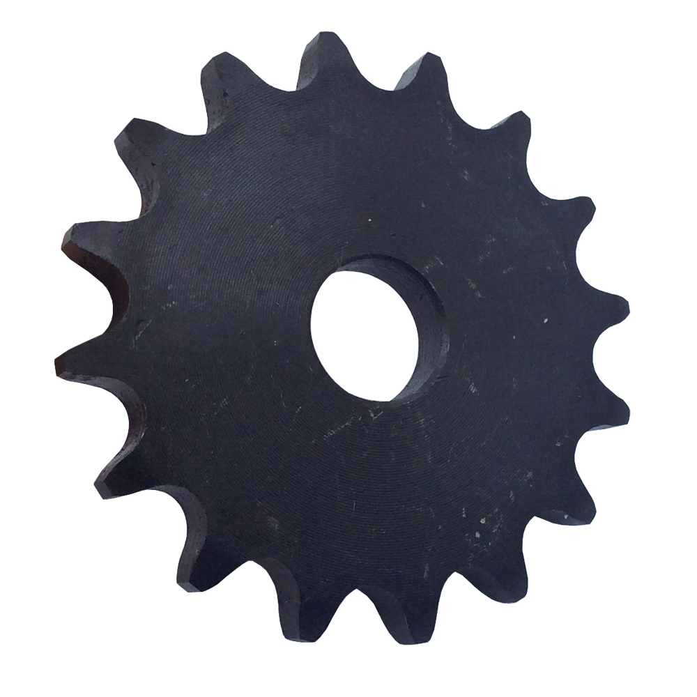 #40 Sprocket 18 Teeth Bore 5/8 Pitch 1/2 Industry Transmission Drive Gear 08A Sprocket Mechanical Parts for Roller Chain 2 pcs gear sprockets drive replacement chainsaw chain drive sprocket 221514 8 for makita 5016b 5012b electric chain saw