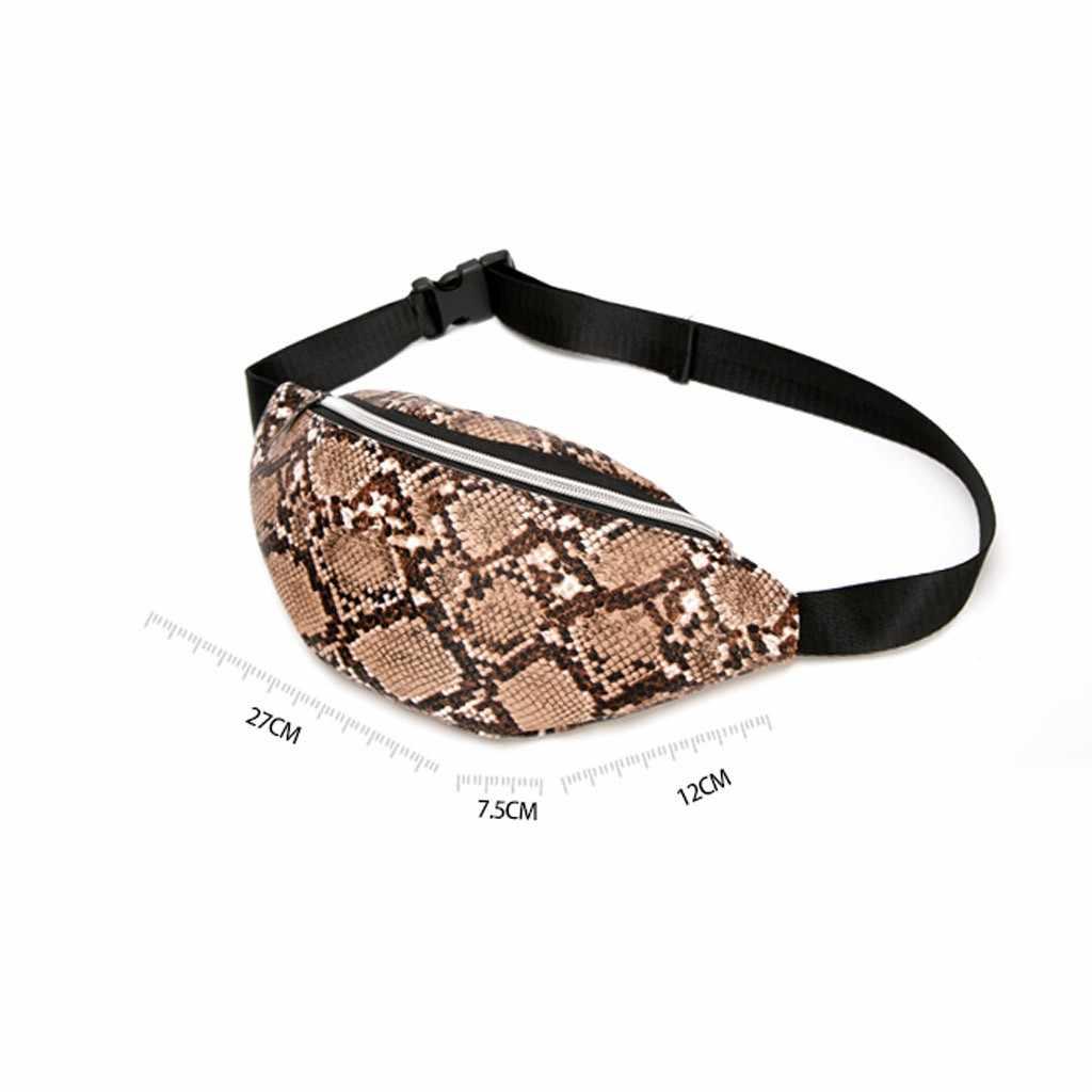 מותניים שקיות נשים נשי חבילת חגורת תיק מותן חבילות אופנה ליידי הכתפיים מתפתל חבילת מותניים מכתב ארנק טלפון נייד תיק