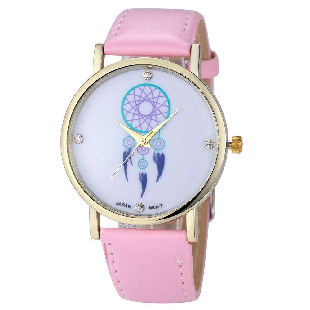 Mance-H 8 Color New Fashion Brand Women Watch Fashion Dreamcatcher Watch Ladies Quarzt Watches relogio feminino mance ladies brand designer watches