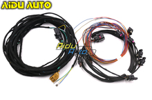 Front Parking & Park Assist PLA 2 .0 UPGRADE 4K TO 12K Cable Wire harness For VW Tiguan 5N