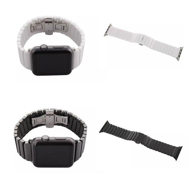 65b7202cf54 URVOI link pulseira band para apple watch série 1 2 3 Espaço de alta  qualidade pulseira