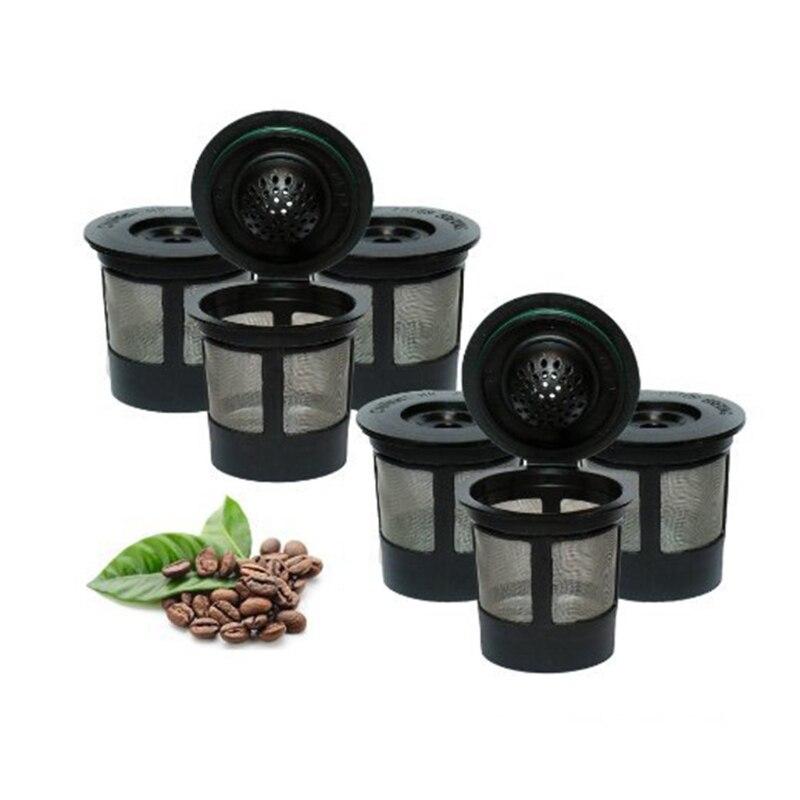 Кофе фильтр одиночный фильтр Новый многоразовый кухня прочный чашки сетки гаджет инструмент
