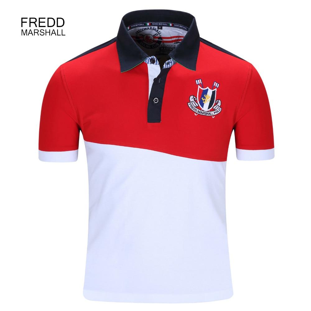Summer New Brands Pattern Polo Shirts Short Sleeve Men Solid Shirt Male Casual Jerseys Golftennis Full Print 100% Cotton