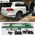 Hot sell Touareg  Side Step Pedal Alloy Aluminum Auto Car electric Side Step Bar For VW Touareg 2011-2015