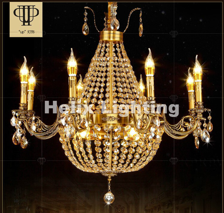 Newly Modern Fashion Brass Pendant Chandelier Lights Copper Lamp Copper Brass Chandelier Light Luxury Antique Copper Pendant d1000mm h650mm 10 heads brass pendant lamp antique brass chandelier vintage copper glass ac 100