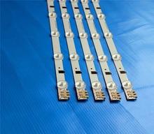 Origem backlight led strip para ua32f4088ar ue32f6100ak ua32f4000ar ue32f5000 2013svs32h CY HF320AGEV3H 32 polegada tv led tira da lâmpada