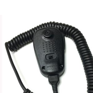 Image 2 - For MH 31A8J Handheld PTT Mic Microphone RJ45 8 Pin Plug for YAESU for FT 450 FT 817 FT 857 FT 897 Two Way Radio Walike Talkie