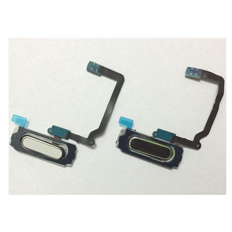 New Fingerprint Sensor Home Return Key Menu Button Flex Ribbon Cable For Samsung Galaxy S5 I9600 G900i G900F G900A G900H G900T