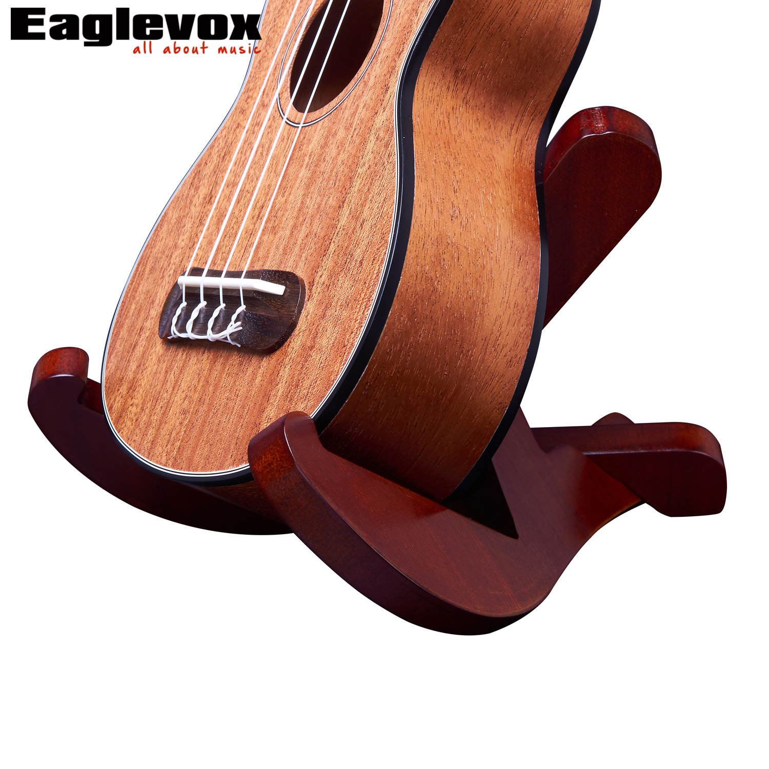 Wood Ukulele Stand with Two Y Shaped Pieces Flat Pack Holder Rack Mount AM-UWS10 global elementary coursebook with eworkbook pack